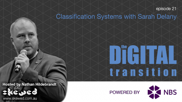 EPISODE 21: Classification Systems with Sarah Delany